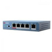 Hikvision Unmanaged 4 poort PoE Switch