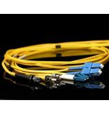 Fiberkabels Duplex Singlemode OS2