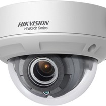HiWatch 4.0 MP Motorized Network Dome, introductiekorting t/m 31-01-2019