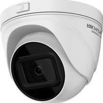 HiWatch 2.0 MP IR Motorized Network Turret