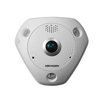 Hikvision 12MP Fisheye IP, introductiekorting t/m 31-01-2019
