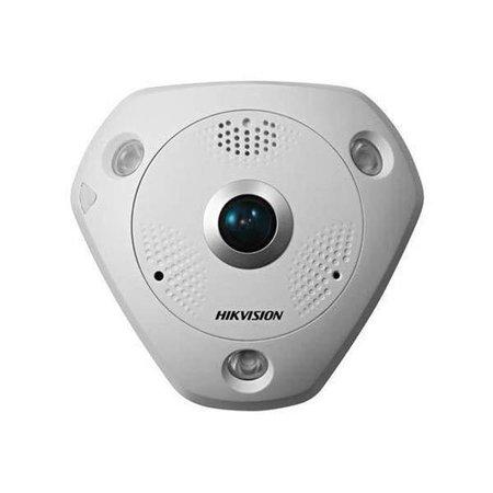Hikvision HiWatch Hikvision 12MP Fisheye IP, introductiekorting t/m 31-01-2019