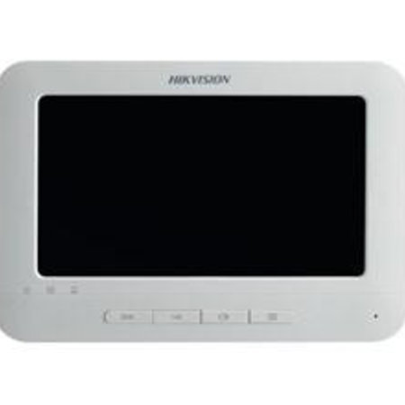 "Hikvision HiWatch Hikvision 7"" Touch-screen indoor station"