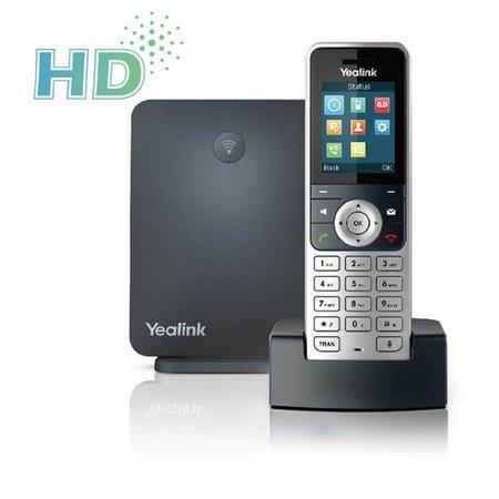 YEALINK Yealink W53P handset incl. basisstation