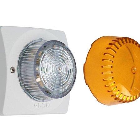 Algo Algo SIP flitslicht LED, helder, oranje, rood en blauw
