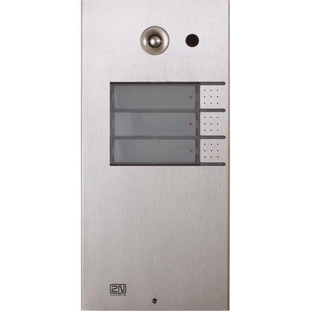 2N Helios IP Vario - 3 button (alleen binnen gebruik) - IP53