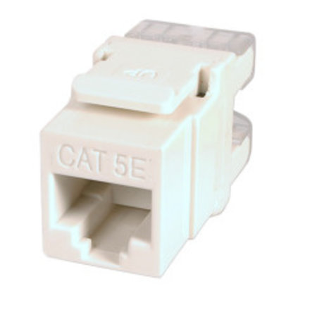 Keystone UTP, Cat5e 100Mhz RJ45 los