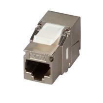 Keystone STP Cat6a 500Mhz RJ45