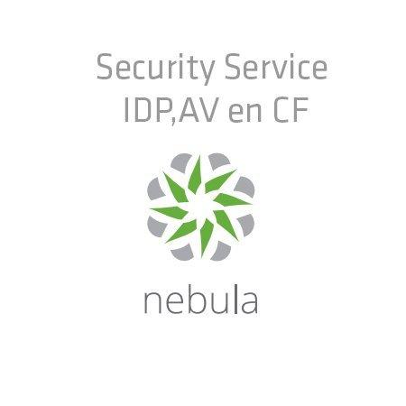 ZyXEL ZyXEL Licentie NSS - AV, CF, IDP, 4 jaar NSG300