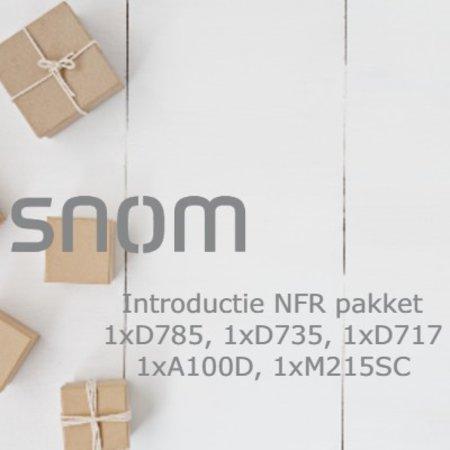 SNOM SNOM introductiebundel NFR