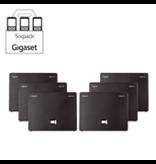 GIGASET Sixpack Gigaset N300A IP,  promo 15 juli t/m 31 augustus 2019
