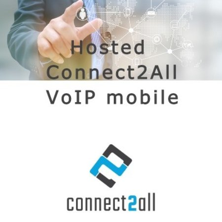 Hosted Connect2All VoIP Mobile