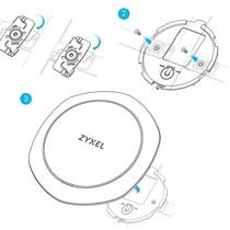 ZyXEL Plafondbevestiging voor AccesPoint (5x2/verpakking)