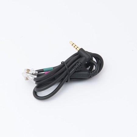 EPOS / Sennheiser Sennheiser CEHS-MB 01 voor mobiele telefoons (3,5 jack)