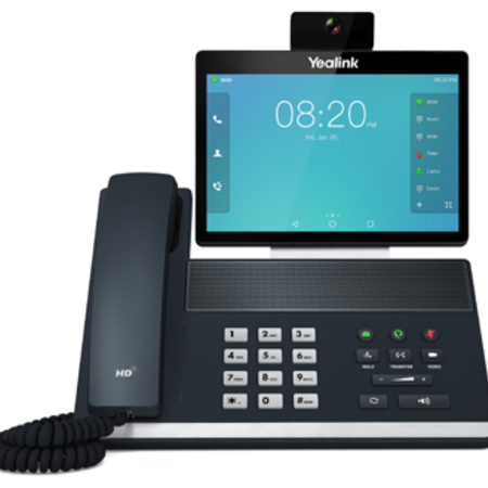 YEALINK VP-59 (SIP), Smart media Video IP-Telefoon