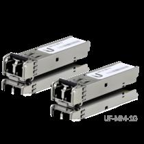 U Fiber, MultiMode 1G, LC connectoren, 2-pack