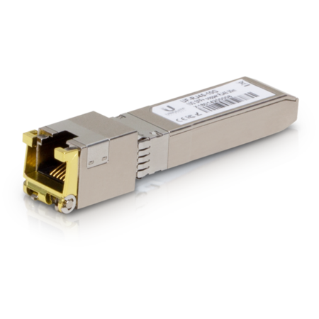 UBIQUITI 10G SFP+ module SFP to RJ45