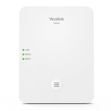 YEALINK Yealink W80B Multicell Dect Basisstation