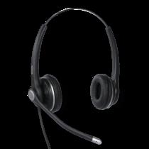 Duo Headset bundel SNOM A100D 4341 met USB kabel 4343