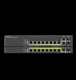 ZyXEL Zyxel GS2220-10HP poort gigabit Nebula-Flex PoE+ switch