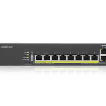 GS2220-10HP Managed Switch PoE+