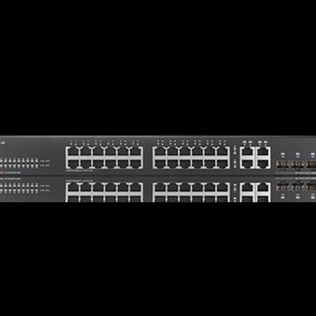 ZyXEL Zyxel GS2220-28 poorts gigabit Nebula-Flex Managed L2 switch