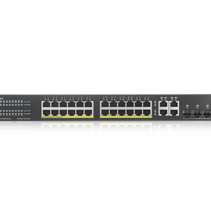 GS2220-28HP Managed Switch PoE+