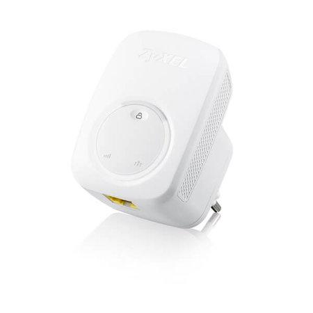 ZyXEL Zyxel WRE2206 Wireless N300 High Power Range Extender / Repeater - Wallmount