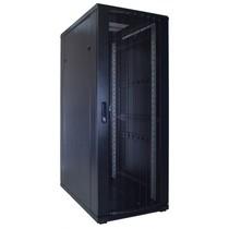 32U Patchkast 1000mm met geperforeerde deur