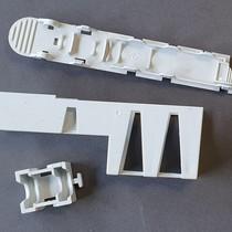 Slider compleet voor glasvezelkabels