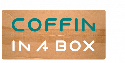 Flat pack eco coffins and products for new fashioned funerals
