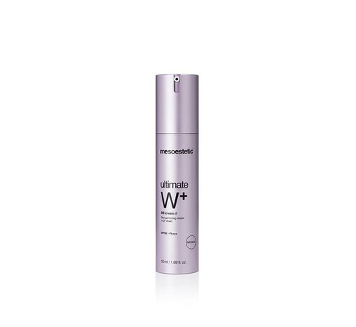 Mesoestetic Ultimate W+ Whitening BB Cream - medium