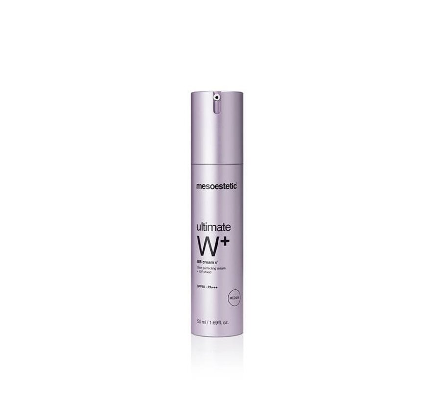Ultimate W+ Whitening BB Cream - medium