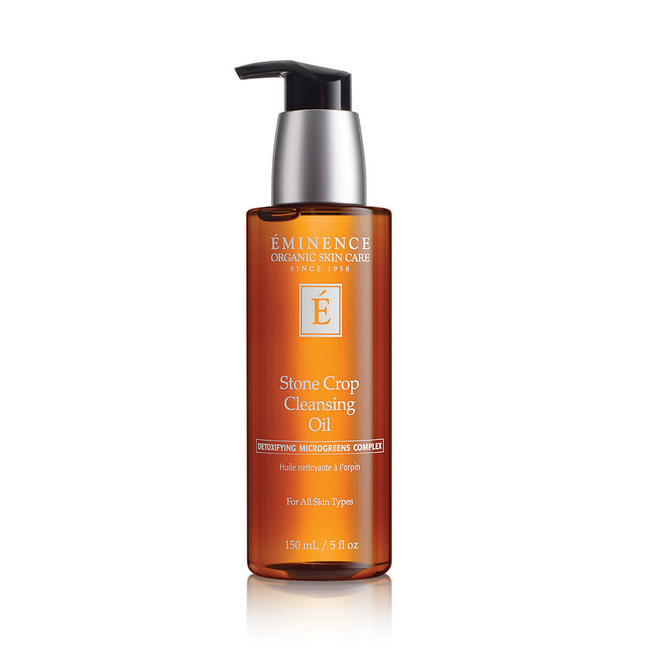 Eminence Organic Skincare Stone Crop Cleansing Oil