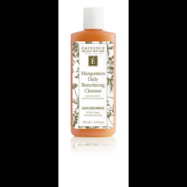 Eminence Organic Skincare Mangosteen Daily Resurfacing Cleanser