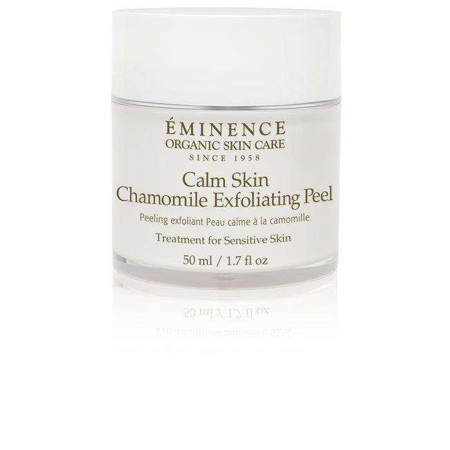 Eminence Organic Skincare Calm Skin Chamomile Exfoliating Peel