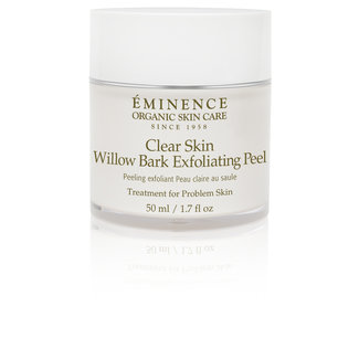 Eminence Organic Skincare Clear Skin Willow Bark Exfoliating Peel