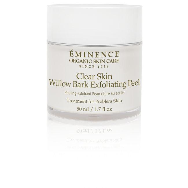 Eminence Organic Skincare Clear Skin Willow Bark Exfoliating Peel