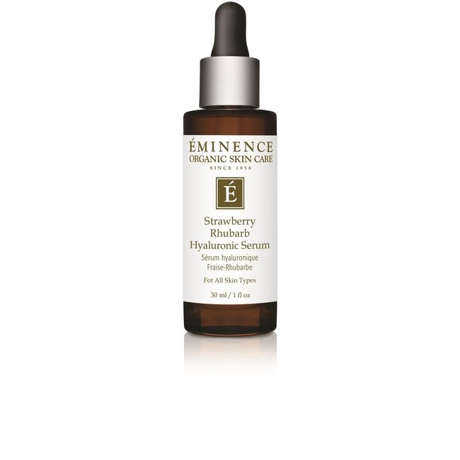 Eminence Organic Skincare Strawberry Rhubarb Hyaluronic Serum