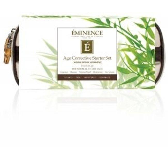 Eminence Organic Skincare Age Corrective Starter Set
