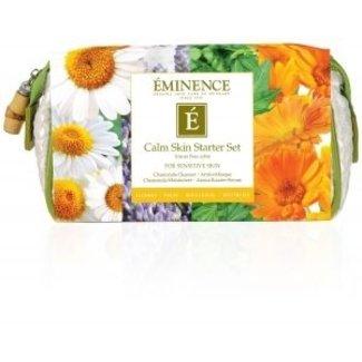 Eminence Organic Skincare Calm Skin Starter Set