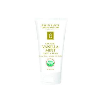 Eminence Organic Skincare Vanilla Mint Hand Cream