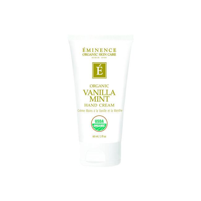 Eminence Organic Skincare Vanilla Mild Hand Cream