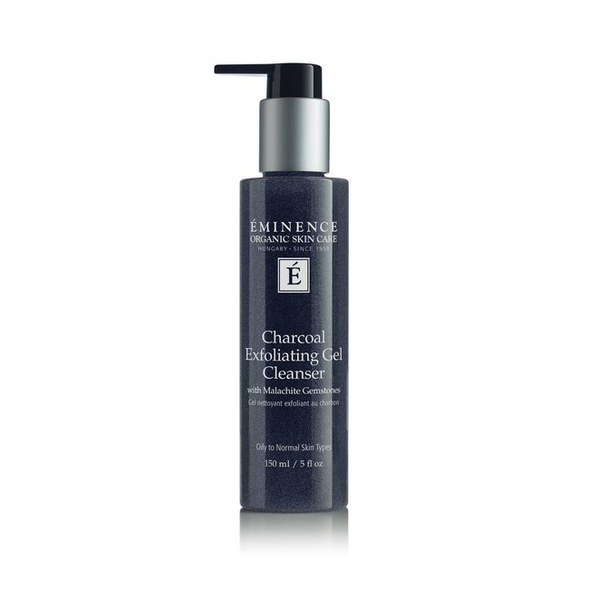 Eminence Organic Skincare Charcoal Exfoliating Gel Cleanser