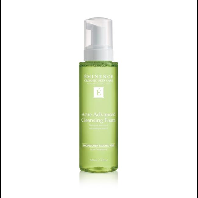 Eminence Organic Skincare Acne Advanced Cleansing Foam