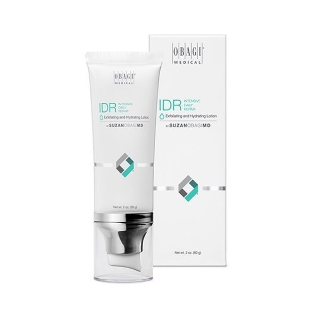 Suzan Obagi MD Intensive Daily Repair Exfoliating and Hydrating Lotion