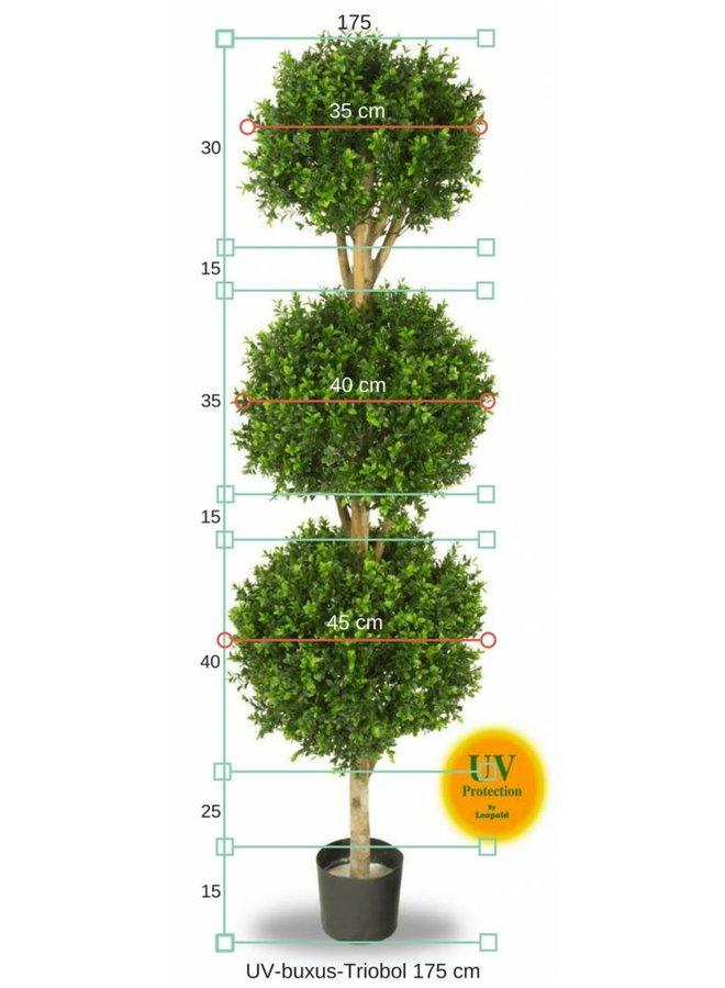Artificial outdoor Boxwood ball 175 cm UV protection