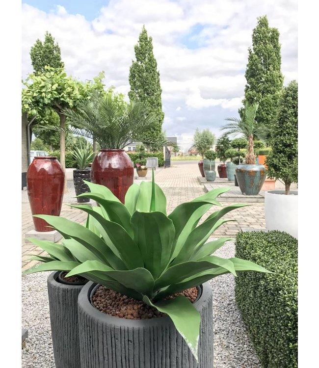Agave kunst vetplant  50 cm