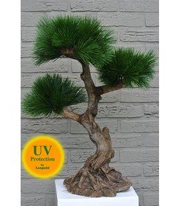 UV Kunstplant Bonsai Pinus 60 cm voor Buiten