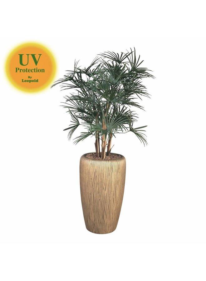 Buitenpalm Rhapis kunststof 110cm UV